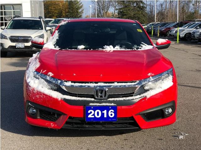2016 Honda Civic Touring (Stk: T32235) in RICHMOND HILL - Image 8 of 21