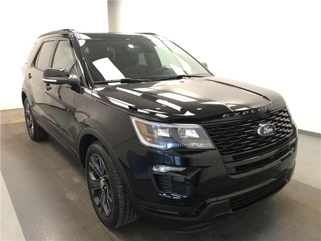 2018 Ford Explorer Sport (Stk: 199180) in Lethbridge - Image 2 of 21