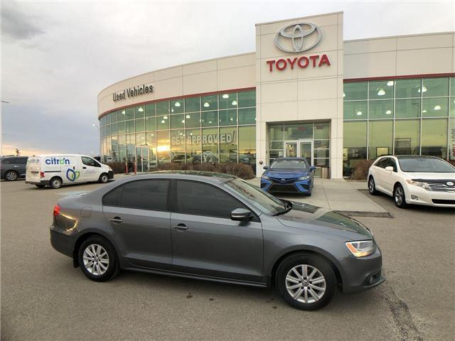 2014 Volkswagen Jetta  (Stk: 284148C) in Calgary - Image 1 of 15
