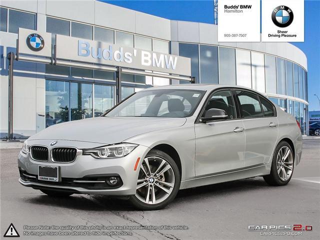 2018 BMW 330i xDrive (Stk: B39455P) in Hamilton - Image 1 of 27