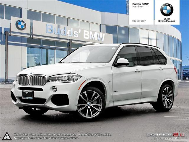 2018 BMW X5 xDrive50i (Stk: T40965PP) in Hamilton - Image 1 of 27