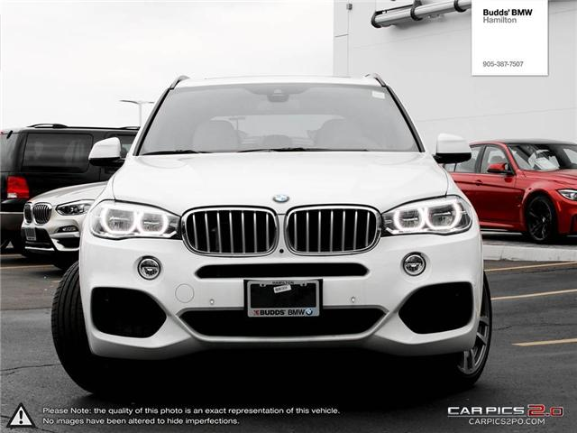2018 BMW X5 xDrive50i (Stk: T40965PP) in Hamilton - Image 2 of 27
