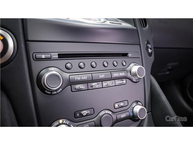 2019 Nissan 370Z Touring Sport (Stk: 19-1) in Kingston - Image 21 of 37