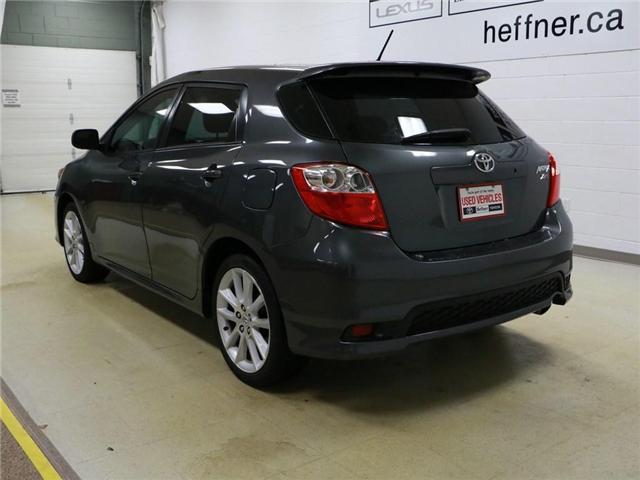 2012 Toyota Matrix XRS (Stk: 186281) in Kitchener - Image 2 of 25