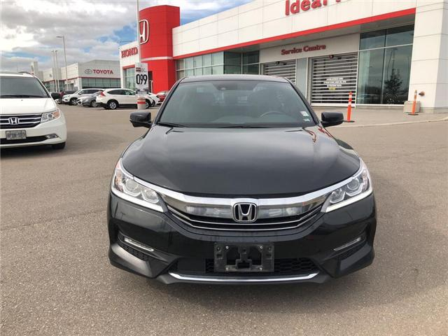 2016 Honda Accord Sport (Stk: I181673A) in Mississauga - Image 2 of 21