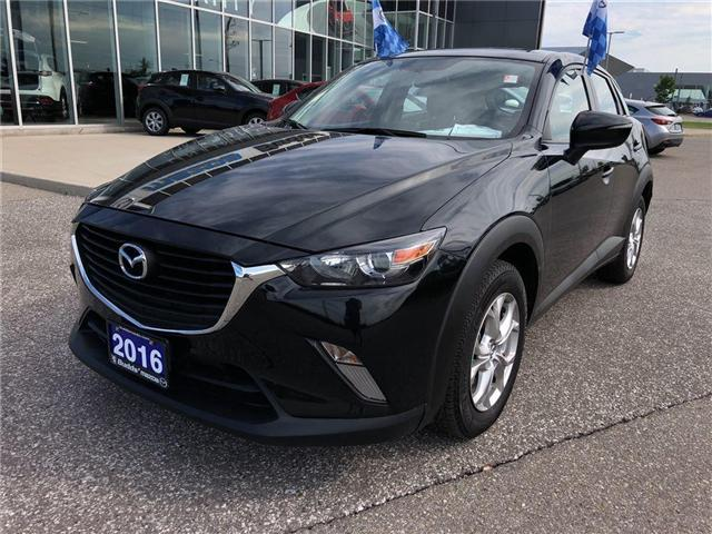 2016 Mazda CX-3 GS (Stk: P3344) in Oakville - Image 2 of 26