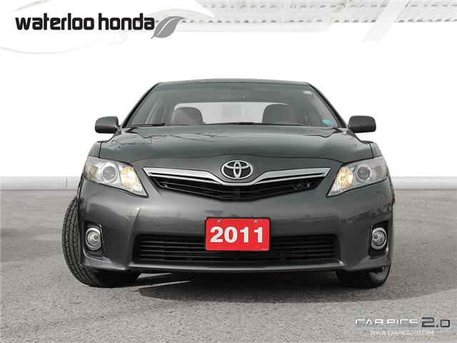 2011 Toyota Camry Hybrid Base (Stk: H4711A) in Waterloo - Image 2 of 28