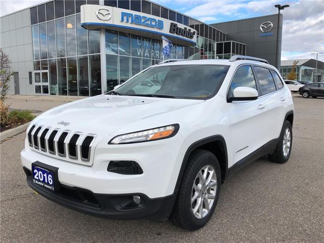 2016 Jeep Cherokee North (Stk: 16438A) in Oakville - Image 1 of 14