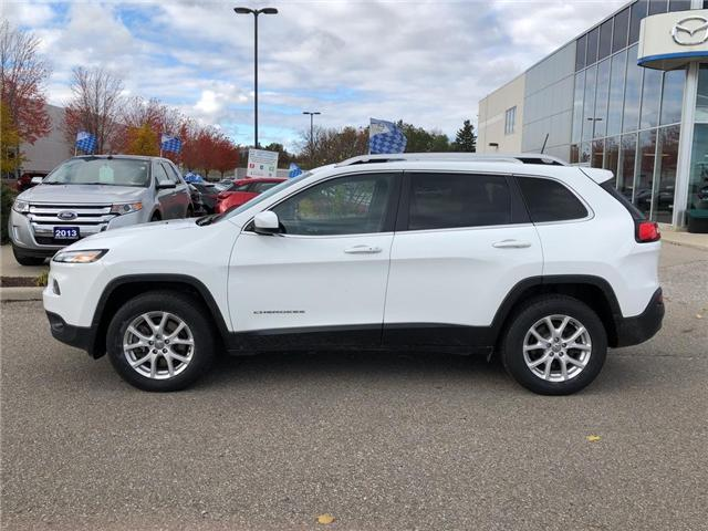 2016 Jeep Cherokee North (Stk: 16438A) in Oakville - Image 2 of 14