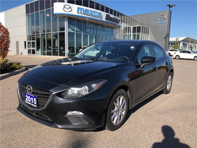 2015 Mazda Mazda3 GS (Stk: P3360) in Oakville - Image 1 of 14