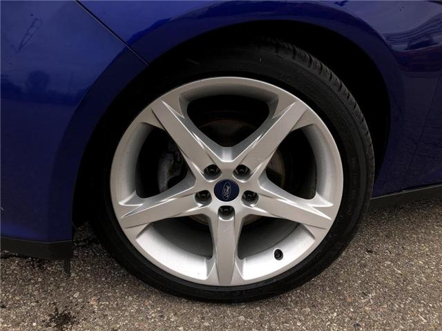 2013 Ford Focus Titanium (Stk: 16313A) in Oakville - Image 10 of 22