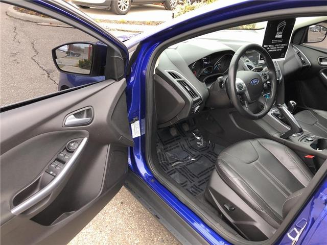 2013 Ford Focus Titanium (Stk: 16313A) in Oakville - Image 11 of 22