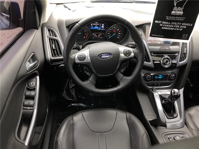 2013 Ford Focus Titanium (Stk: 16313A) in Oakville - Image 19 of 22