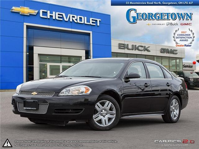 2013 Chevrolet Impala LT (Stk: 28441) in Georgetown - Image 1 of 27
