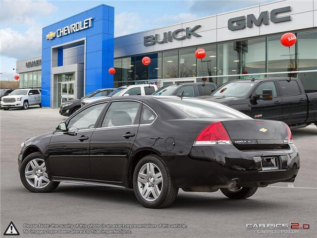 2013 Chevrolet Impala LT (Stk: 28441) in Georgetown - Image 4 of 27