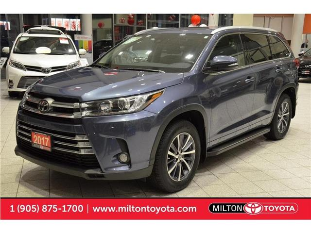 2017 Toyota Highlander  (Stk: 511810) in Milton - Image 1 of 44