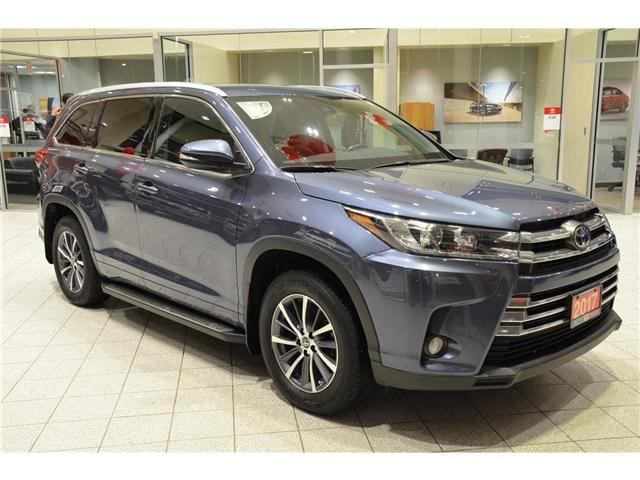 2017 Toyota  (Stk: 511810) in Milton - Image 3 of 44