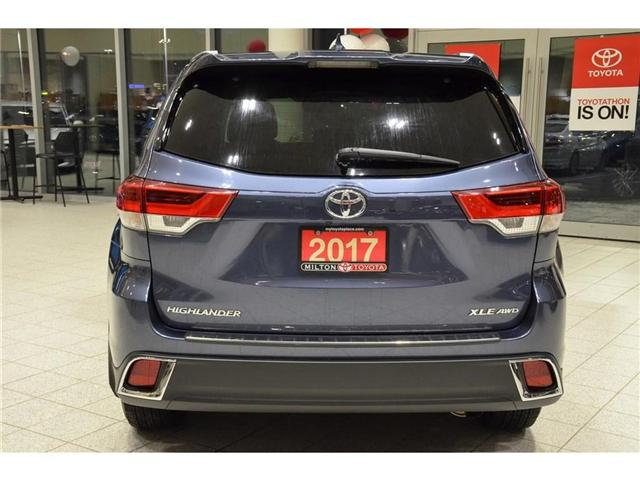 2017 Toyota  (Stk: 511810) in Milton - Image 38 of 44