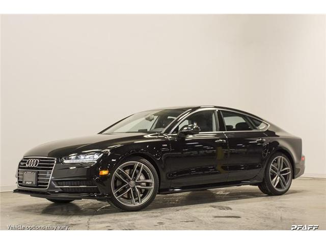 2018 Audi A7 3.0T Progressiv (Stk: T13637) in Vaughan - Image 1 of 7