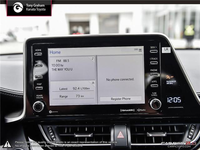 2019 Toyota C-HR XLE Premium Package (Stk: 89058) in Ottawa - Image 21 of 28