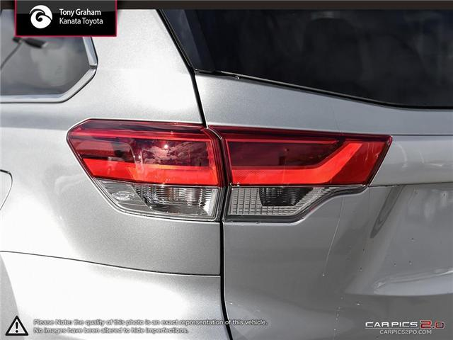 2019 Toyota Highlander XLE (Stk: 89061) in Ottawa - Image 13 of 30