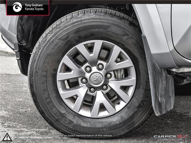 2018 Toyota Tacoma SR5 (Stk: B2815) in Ottawa - Image 6 of 26