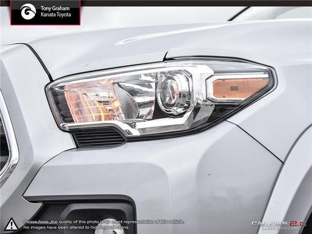 2018 Toyota Tacoma SR5 (Stk: B2815) in Ottawa - Image 10 of 26