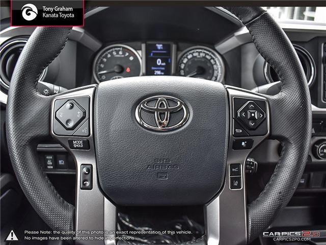 2018 Toyota Tacoma SR5 (Stk: B2815) in Ottawa - Image 14 of 26