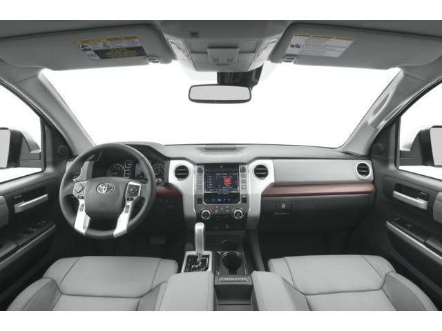 2019 Toyota Tundra 4x4 CrewMax SR5 Plus 5.7 6A (Stk: H19140) in Orangeville - Image 5 of 9