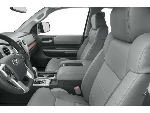2019 Toyota Tundra 4x4 CrewMax SR5 Plus 5.7 6A (Stk: H19140) in Orangeville - Image 6 of 9