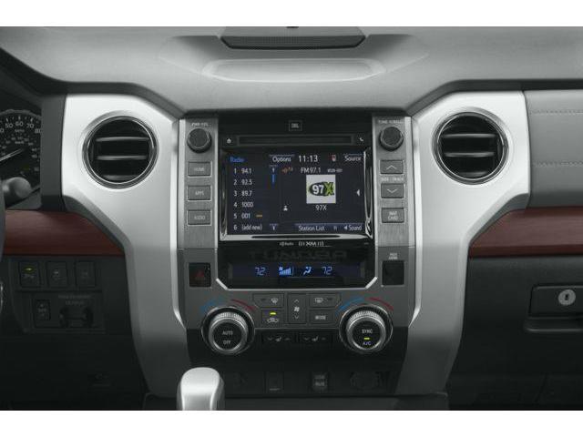 2019 Toyota Tundra 4x4 CrewMax SR5 Plus 5.7 6A (Stk: H19140) in Orangeville - Image 7 of 9