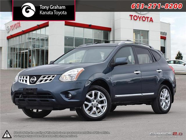 2012 Nissan Rogue SV (Stk: 88318A) in Ottawa - Image 1 of 25