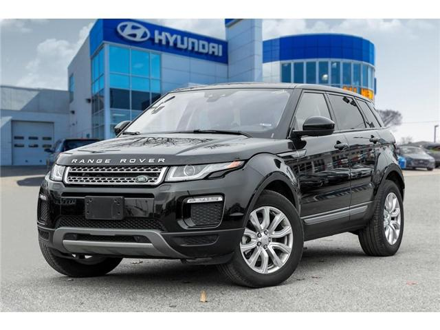2018 Land Rover Range Rover Evoque SE (Stk: H7709PR) in Mississauga - Image 1 of 21