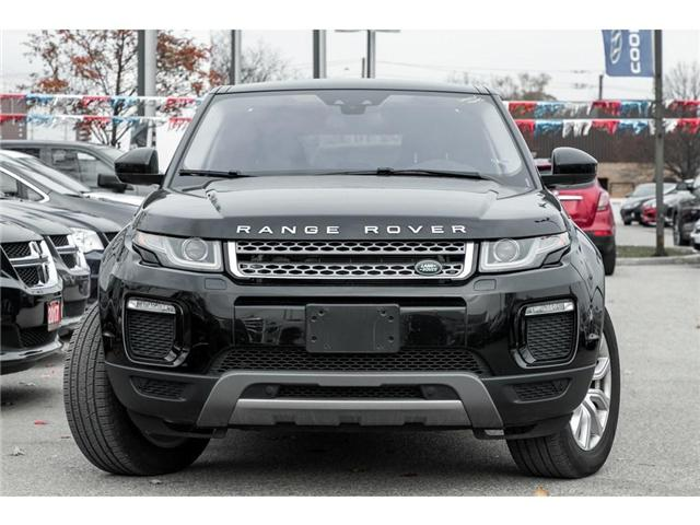 2018 Land Rover Range Rover Evoque SE (Stk: H7709PR) in Mississauga - Image 2 of 21
