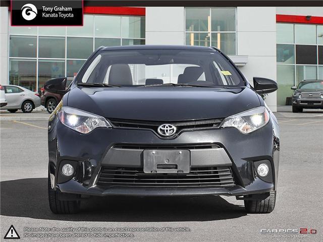 2014 Toyota Corolla LE (Stk: 89020A) in Ottawa - Image 2 of 28