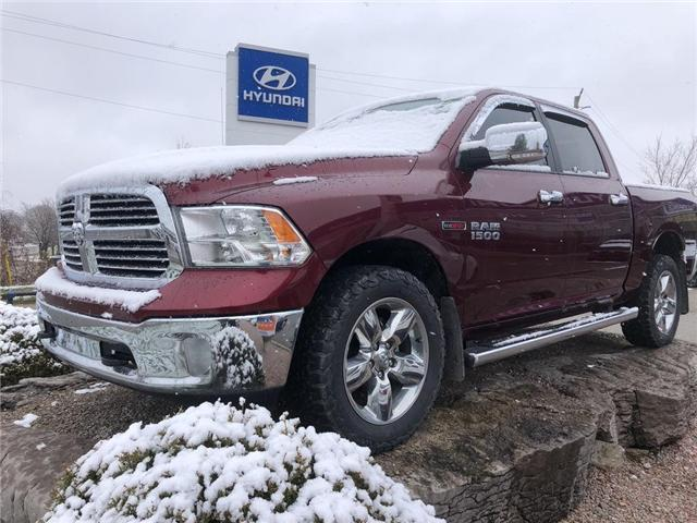 2016 RAM 1500 SLT (Stk: P1320) in Woodstock - Image 1 of 10