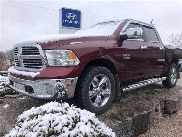 2016 RAM 1500 SLT (Stk: P1320) in Woodstock - Image 2 of 10