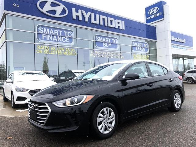 2017 Hyundai Elantra LE (Stk: P1327) in Woodstock - Image 2 of 25