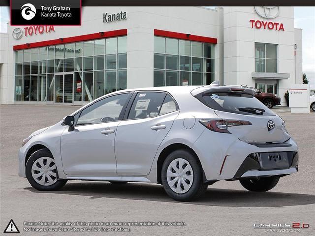 2019 Toyota Corolla Hatchback Base (Stk: 88930) in Ottawa - Image 4 of 27