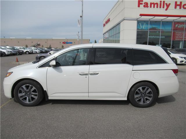 2017 Honda Odyssey Touring (Stk: 7504252) in Brampton - Image 2 of 30