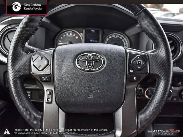 2017 Toyota Tacoma TRD Off Road (Stk: B2828) in Ottawa - Image 14 of 27