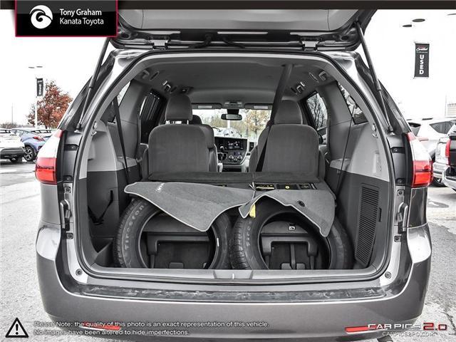 2018 Toyota Sienna LE 8-Passenger (Stk: B2824) in Ottawa - Image 11 of 26