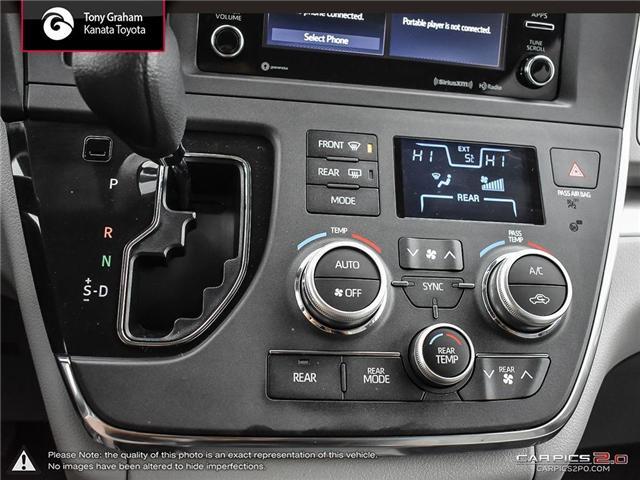 2018 Toyota Sienna LE 8-Passenger (Stk: B2824) in Ottawa - Image 19 of 26