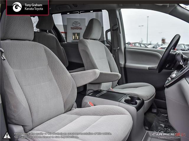 2018 Toyota Sienna LE 8-Passenger (Stk: B2824) in Ottawa - Image 22 of 26