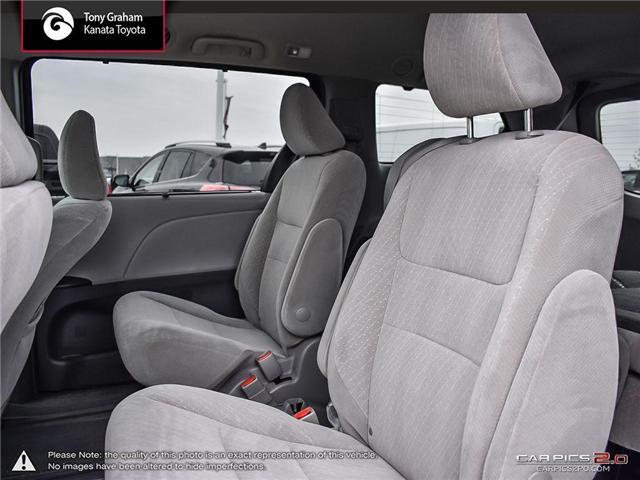 2018 Toyota Sienna LE 8-Passenger (Stk: B2824) in Ottawa - Image 23 of 26