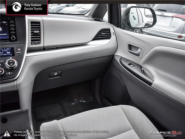 2018 Toyota Sienna LE 8-Passenger (Stk: B2824) in Ottawa - Image 25 of 26