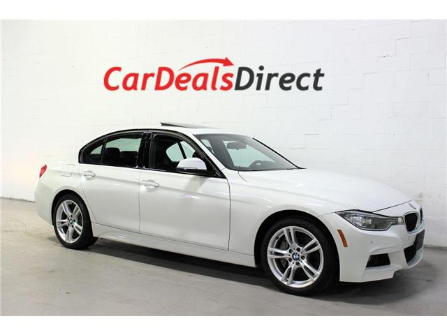 2015 BMW 328i xDrive (Stk: T18462) in Vaughan - Image 1 of 30