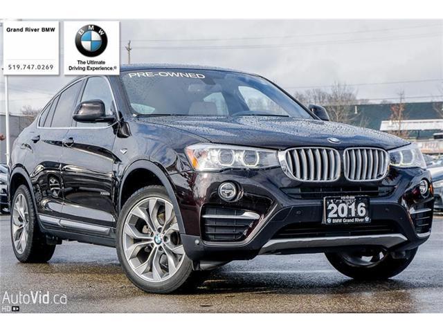 2016 BMW X4 xDrive28i (Stk: 34097A) in Kitchener - Image 1 of 22