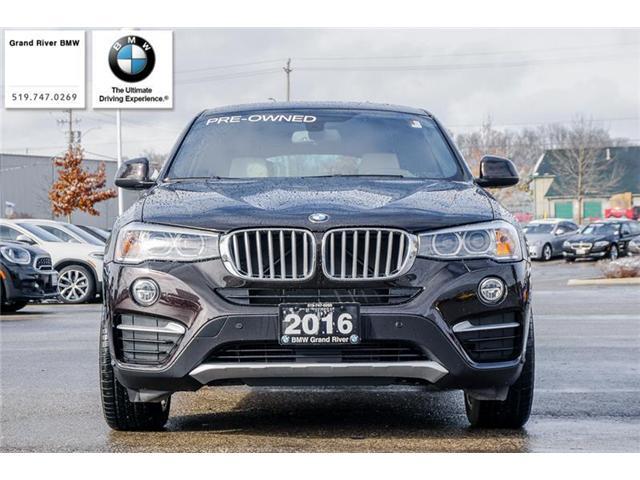 2016 BMW X4 xDrive28i (Stk: 34097A) in Kitchener - Image 2 of 22