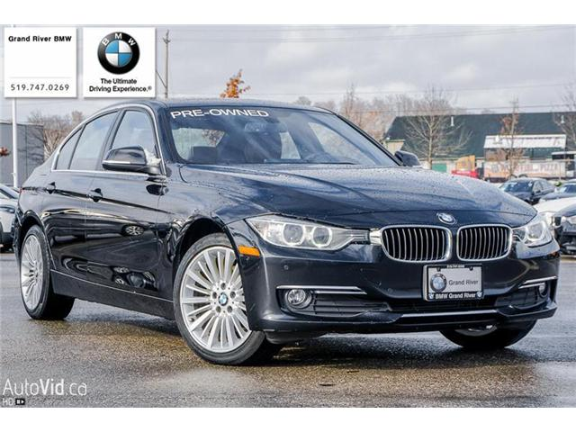 2015 BMW 328d xDrive (Stk: PW4433A) in Kitchener - Image 1 of 22